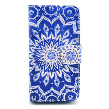 Totem Leather Wallet creative case Cover