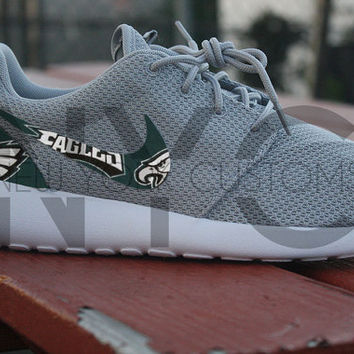 Philadelphia Eagles Football Nike Roshe Run