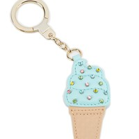 kate spade new york Flavor of the Month Ice Cream Cone Bag Charm | Dillards