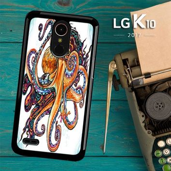 Octopus Ink V1619 LG K10 2017 / LG K20 Plus / LG Harmony Case