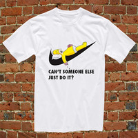 just do it design clothing for T-shirt mens and T-shirt women