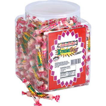 Sour Smarties Candy Rolls: 180-Piece Tub