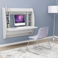 The Wall Mounted Desk