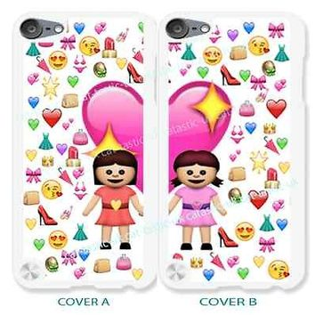 case,cover for iPod models>BFF>emoji,emojis,best friend>friends>cute>girls,gift