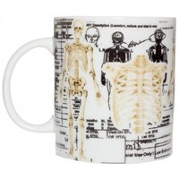 SOURPUSS SKELETON MUG