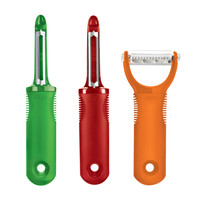 Good Grips 3 Piece Peeler Set