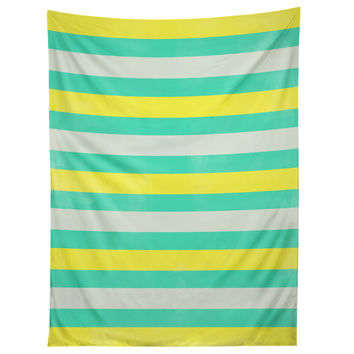 Allyson Johnson Bright Stripes Tapestry