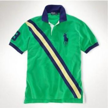 Beauty Ticks Ralph Lauren Bedding Men Stripe Polo Mrlstp072