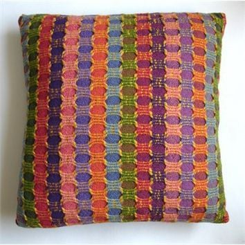 Jellybean Cushion II by Sally Weatherill at Seek & Adore