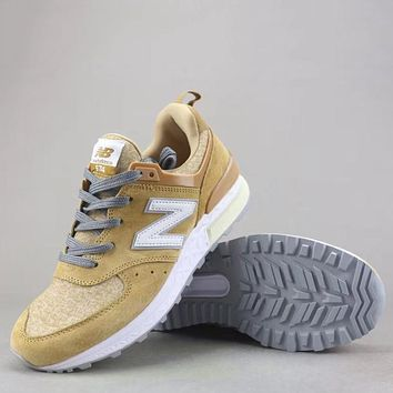 Trendsetter New Balance 574 Women Men Fashion Casual Sneakers Sport Shoes