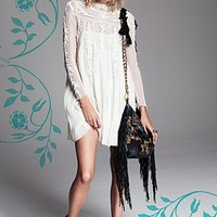 Free People Womens Write About Love Dress