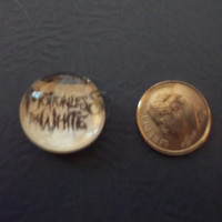 Motionless in White 3/4 in. magnet