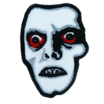 ac spbest Captain Howdy Pazuzu The Exorcist Patch Iron on Applique Cult Clothing Classic Horror Movie