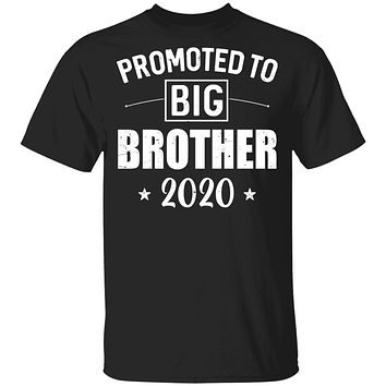 Promoted To Big Brother Est 2020 Vintage Youth