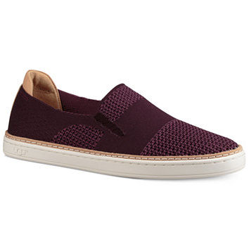 UGG® Sammy Slip-On Sneakers | macys.com