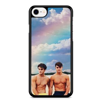 Dolan Twins 4 iPhone 8 Case