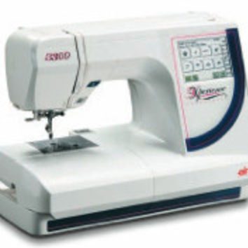 Embroidery Hoops and Attachments for Elna 8200, 8300, 8600