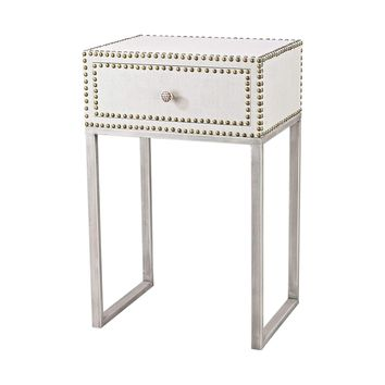 Albiera 1 Drawer Accent Table