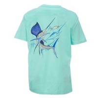 Academy - Guy Harvey Women' Sailfish T-shirt