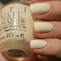 OPI Nail Polish Lacquer SWEDISH NUDE L06