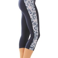 Luxletic™ Weekender Cropped Pant - Lilly Pulitzer