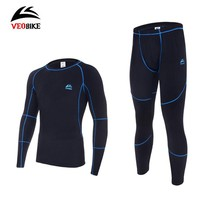 Free shipping men's thermal underwear male apparel sets autumn winter warm clothes riding suit