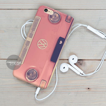 Beauty Pink Volkswagen iPhone Case Cover Series