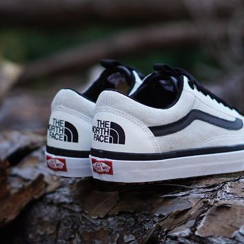 spbest The North Face X Vans Old Skool MTE DX  White