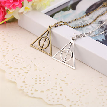 Deathly Hallows Necklace Pendants