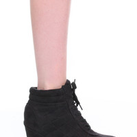 New Heights Wedge Sneaker