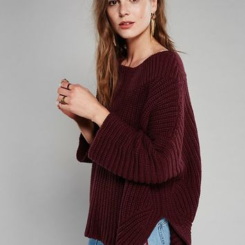 Free People Showdown Poncho