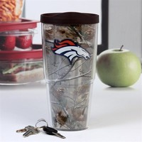 Tervis Tumbler Denver Broncos Realtree 24oz. Insulated Tumbler with Lid