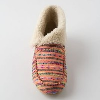 Ebba Shearling Booties - Anthropologie.com