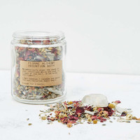 Crystal Cactus Floral Alchemy Intention Bath Herbs - Urban Outfitters