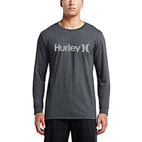 HURLEY ONE AND ONLY LONG-SLEEVE