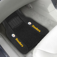 NFL - Pittsburgh Steelers Deluxe Mat 20x27