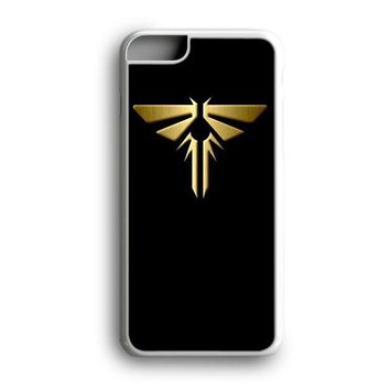 Black Friday Offer Black Gold The Last Of Us Logo iPhone Case & Samsung Case