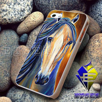 horse vintage painting Angelcases For iPhone Case Samsung Galaxy Case Ipad Case Ipod Case