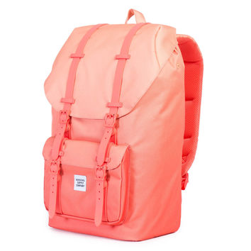 Herschel Supply Co.: Little America Backpack - Dusk Rubber
