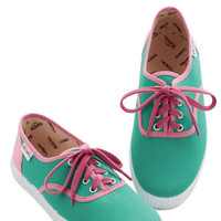 ModCloth Super-bright Future Sneaker