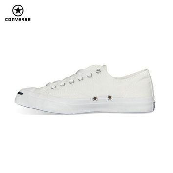DCKL9 Original Converse Canvas smiling face style JACK PURCELL sneakers Spring summer man an