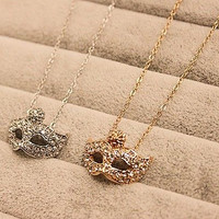 Carnivale Mask Pendent Necklace - $9.99 Each