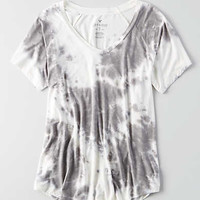 AEO Soft & Sexy Swing T-Shirt , Gray