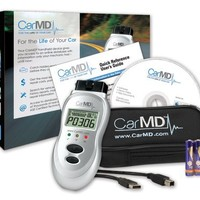 CarMD 2100 Vehicle Health System and Diagnostic Code Reader for OBDII Vehicles | AihaZone Store
