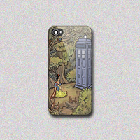Doctor Who Meets Snow White - Print on Hard Cover for iPhone 4/4s, iPhone 5/5s, iPhone 5c - Choose the option in right side