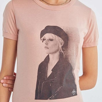 OBEY Debbie Harry Beret Tee | Urban Outfitters