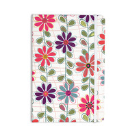 "Jolene Heckman ""Fall Flowers"" Floral Everything Notebook"
