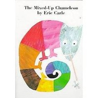 Mixed-Up Chameleon (Hardcover) (Eric Carle)