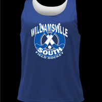 Williamsville South HS Mod. FH Brine Womens Traditional Cut Reversible Jersey