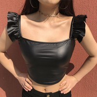 Women'S Sexy Sling Backless Vest Tops